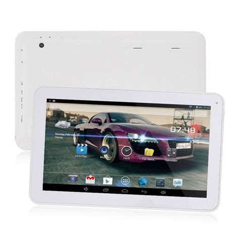 Tablet 10 Inch Ram 1gb new bluetooth 10 1 quot 10 inch android 4 2 tablet pc 8gb dual 10 inch 1gb ram a23 1 5ghz white