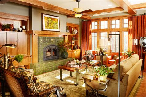 arts and crafts style home decor design style arts and crafts