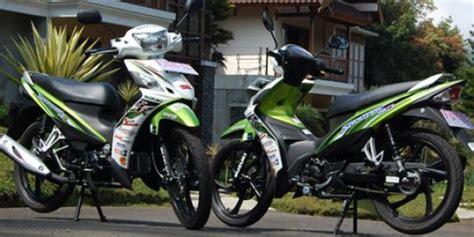 Alarm Motor Bebek satria fu150 orang masih suka motor bebek