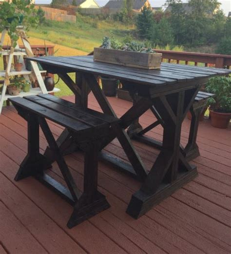 picnic bench for sale 16 beautiful garden picnic bench tables and designs