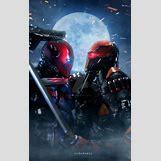 Red Hood Vs Deadshot | 710 x 1124 jpeg 98kB