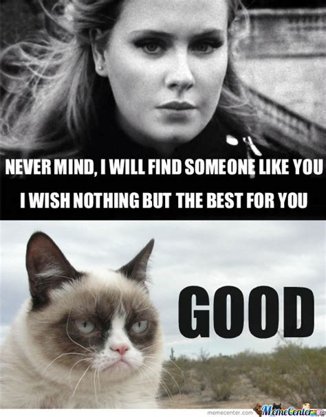 Good Meme Grumpy Cat - grumpy cat says good by evilrage meme center