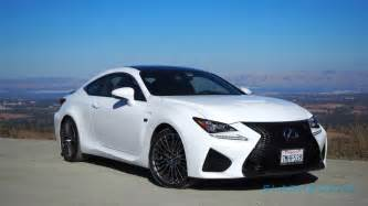 Lexus Rf The Lexus Rc F Needs An Attitude Adjustment Slashgear