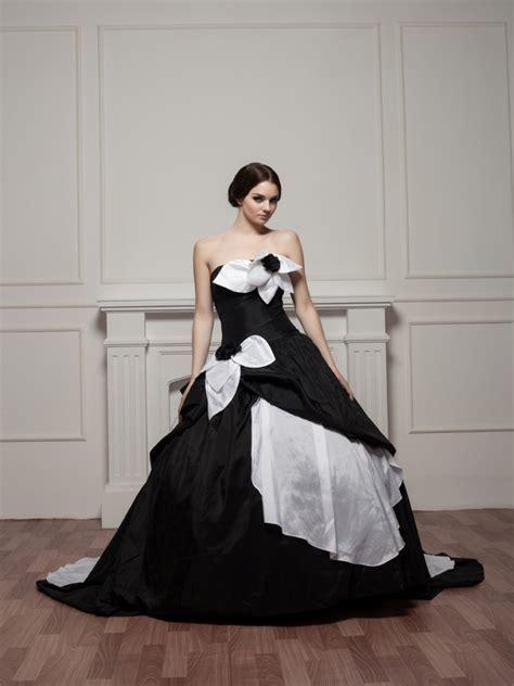 20 Beautiful Black Wedding Dress Ideas