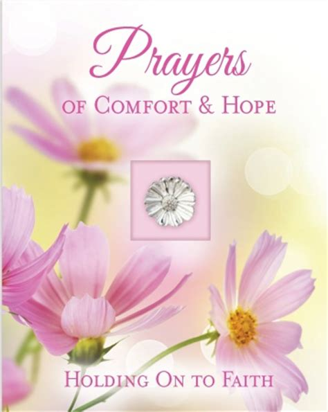 prayers of hope and comfort prayers of comfort hope various publications