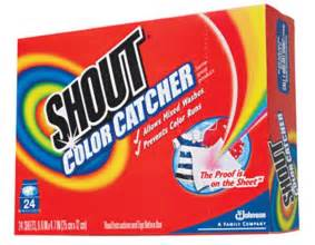 shout color catcher free shout color catcher sle new link money saving 174