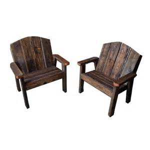 outdoor stuhl rustic barnwood outdoor chair patio chair redtail rustic