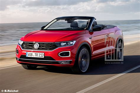 Vw Autokredit 0 9 by Das T Roc Cabrio Kommt Definitiv