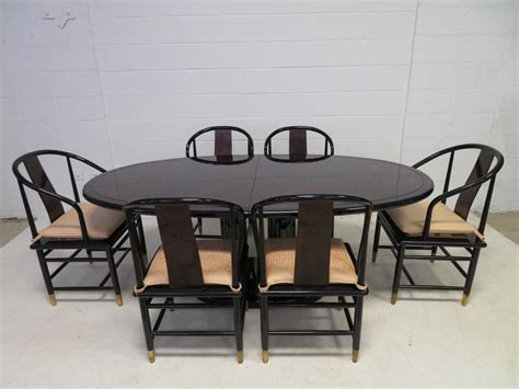 asian style dining room furniture fabulous set of six scene three asian style lacquered