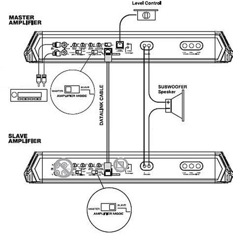 monoblock lifier wiring diagram speaker lifier