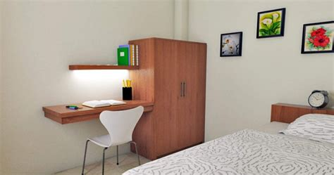 desain kamar kost 3x4 kamar mandi dalam berbagi tips desain kamar kost rapi biaya murah renovasi