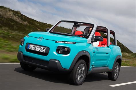 Citroen E Mehari review   Auto Express