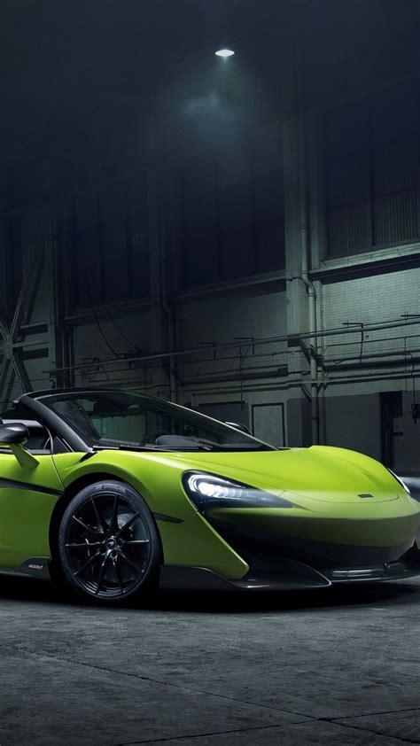 wallpaper mclaren lt spider supercar  cars cars