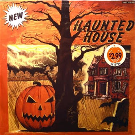 horror house music haunted house haunted house music co 1985 cult of the great pumpkin