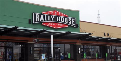 rally house hours rally house st joseph shop royals chiefs jayhawks and tigers more of your