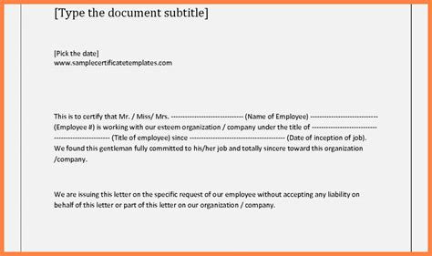 salary certificate letter 5 salary confirmation salary slip