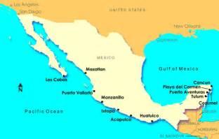 Santa Fe Cabo Riu Map Location Villa Del Palmar Cabo Map