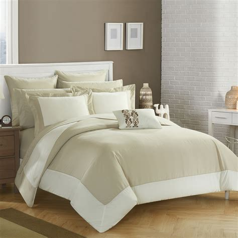 chic home bedding chic home peninsula reversible comforter set reviews