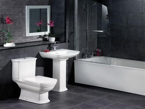 black  pink bathroom ideas  wide wallpaper