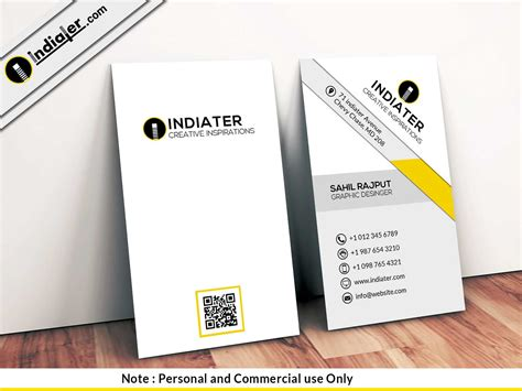 Financial Business Card Template by Indiater Financial Consultant Business Cards Psd