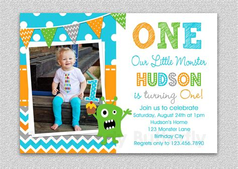1st birthday invitation for baby boy boys 1st birthday invitation 1st birthday invitation