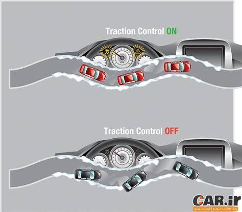 Traktionskontrolle Auto by طرز کار سیستم کنترل هرزگردی
