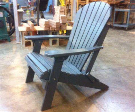 amish polywood folding adirondack chair amish polywood folding adirondack chair