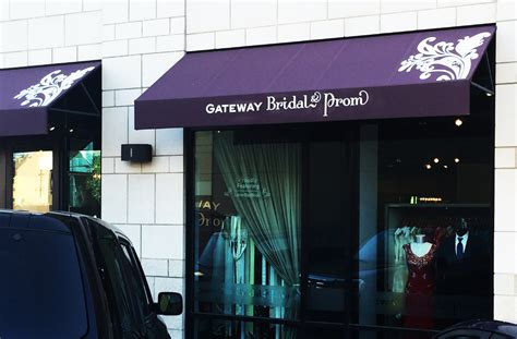 Awning Signage by Business Awning Signs Utah M Graphics Signs