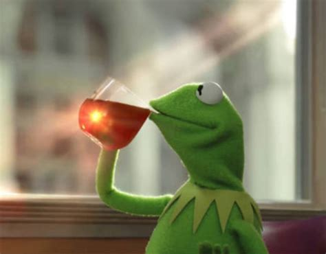 Kermit The Frog Meme Generator - but that s none of my business minimemes
