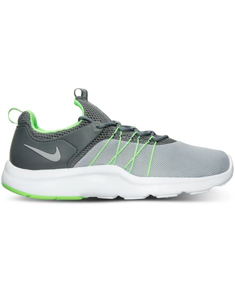 cool sneakers mens nike s darwin casual sneakers from finish line in gray