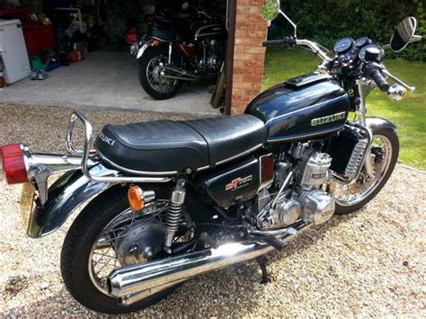 Suzuki Gt750 For Sale Uk Suzuki Gt750 Sold 1977 On Car And Classic Uk C541528