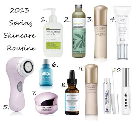 My Skin Care Routine February 2007 by My Must Skincare Routine For Labellemel