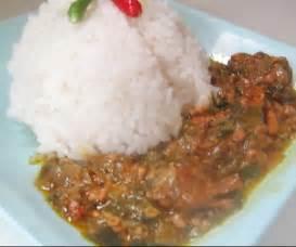 recette de la sauce de gombo recettes africaines
