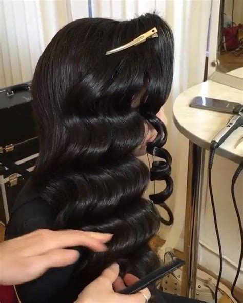 wave wand for short haircuts 25 best ideas about finger waves wedding on pinterest