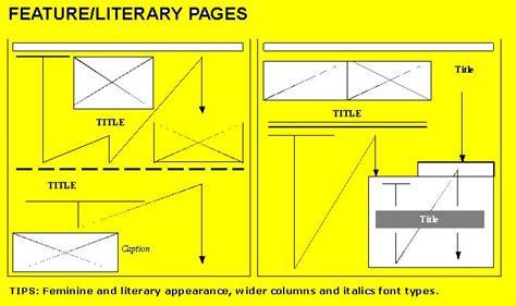 layouting newspaper layouting a newspaper