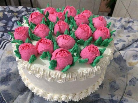 pasteles navideños decorados con chantilly bolo decorado flores de chantilly para o dia das m 227 es