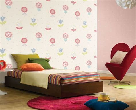 wallpaper for kids bedrooms cute quirky wallpaper for kids