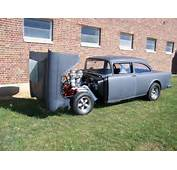 Actual Two Lane Blacktop 1955 Chevy Movie Car To Hit Block At Barrett
