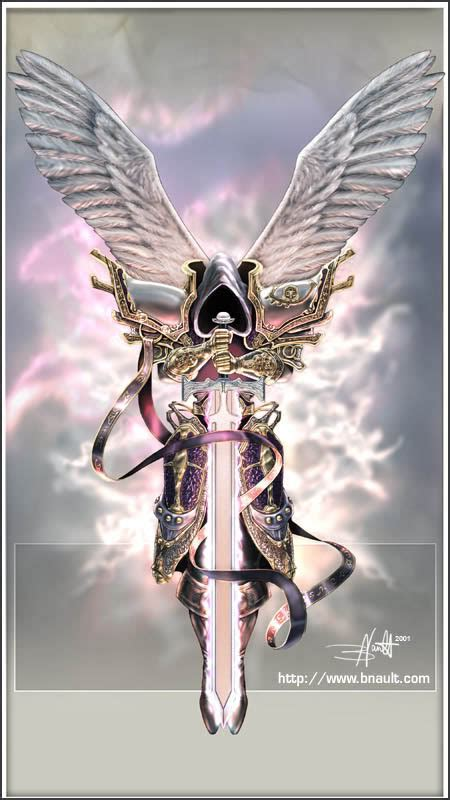seraphim the warriors of god by mephistophilies on deviantart