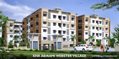 appartment in chennai knr abirami webster village apartments vandalur chennai