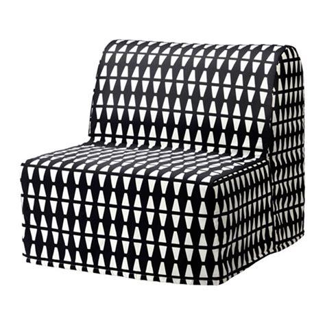 Ikea Sofa Bed Chair Lycksele H 197 Vet Chair Bed Ebbarp Black White Ikea