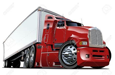 semi truck clip clipart of semi truck 101 clip