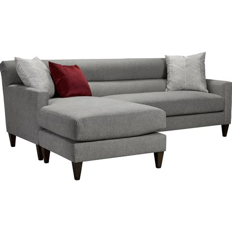 broyhill sofa with chaise broyhill furniture laclede contemporary convertible sofa
