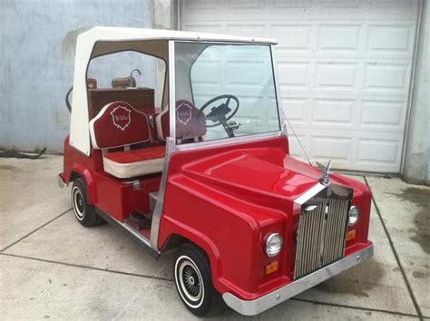 Rolls Royce Golf Cart by Gallery Rolls Royce Golf Cart