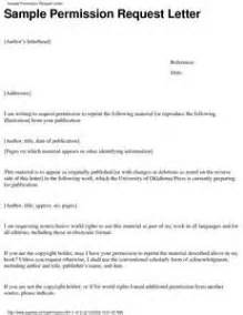 how to write a permission letter questions and answers