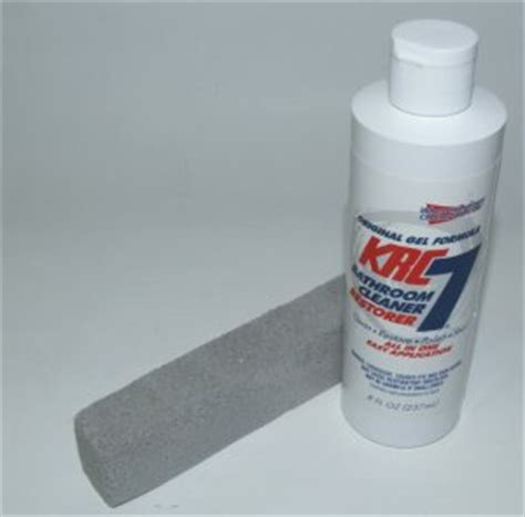 porcelain bathtub cleaner porcelain tub or sink cleaning kit rust watermarks