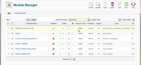 template joomla editor editing css and joomla templates logos and banners