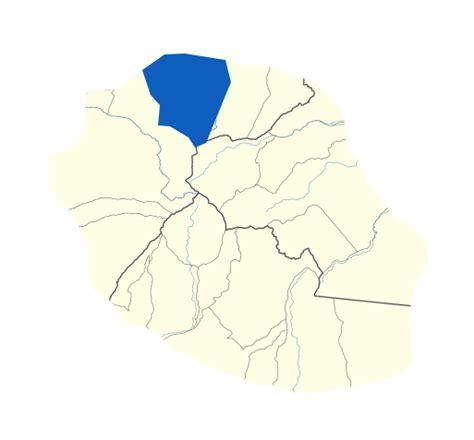 commune et quartiers de denis habiter la r 233 union