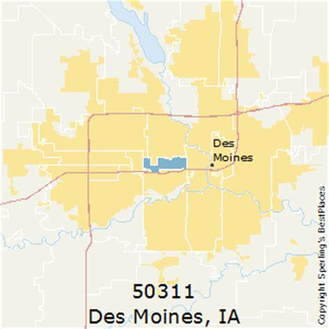 zip code map des moines best places to live in des moines zip 50311 iowa