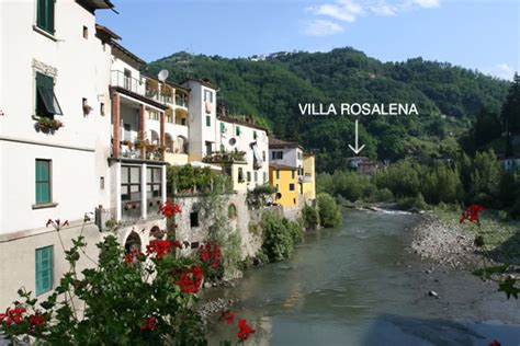 b b bagni di lucca villa rosalena guesthouse bed and breakfast accommodation